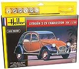 Heller - 50766 - Maquette - Citroën 2 CV Charleston