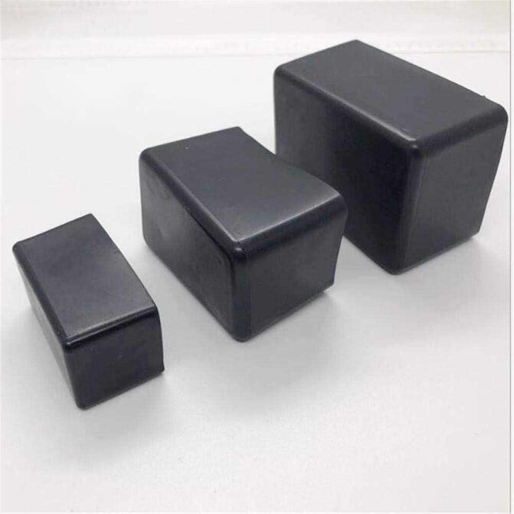 Almohadilla De Protecci/óN Para Muebles Adecuado Para Suelos De Madera Y Suelos Sensibles-Transparente/_Cuadrado 20 20 Mm 24 Piezas Coj/íN De Silicona Para Silla