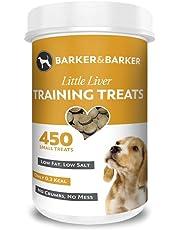 Barker and Barker 450 Little Liver Dog Training Treats