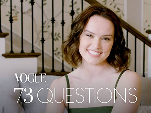73 Questions With Daisy Ridley