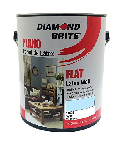 diamond-brite-paint-11500-1-gallon-flat-latex-sky-blue