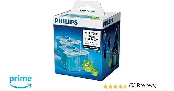 Philips JC302/50 - Cartuchos de limpieza con sistema de filtro ...