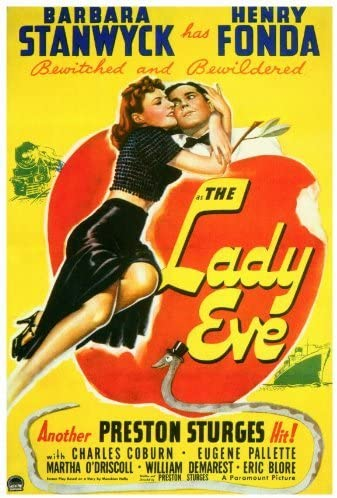 Amazon.com: The Lady Eve POSTER Movie (27 x 40 Inches - 69cm x 102cm) (1941):  Posters & Prints