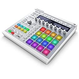 Native Instruments Maschine MK2 Groove Production Studio, White