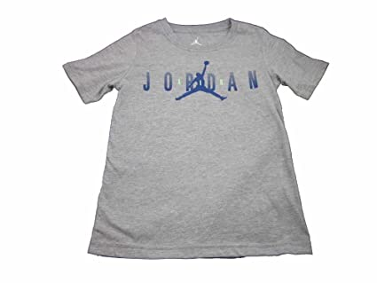 8c367f9c Image Unavailable. Image not available for. Color: Nike Boys Youth Air  Jordan T-Shirt ...