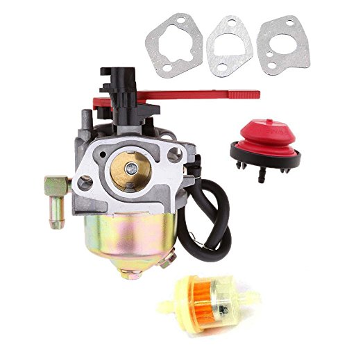 hsn_zem 1 Set CARBURETOR 751-10956A 951-10956A FOR MTD Cub Cadet & Troy Bilt Snow Blower by hsn_zem