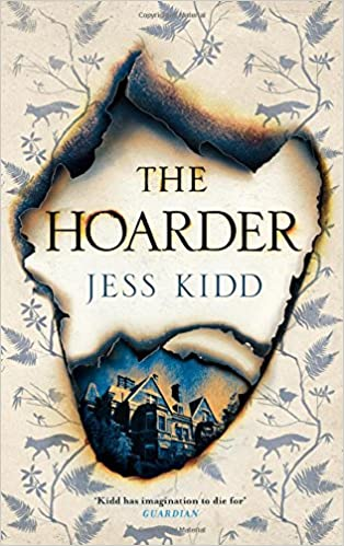 Image result for The Hoarder by Jess Kidd