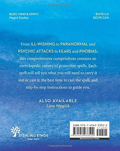 Protection Magick: Spells for Defense: Cassandra Eason