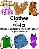 English-Punjabi Clothes Bilingual Children's Picture Dictionary