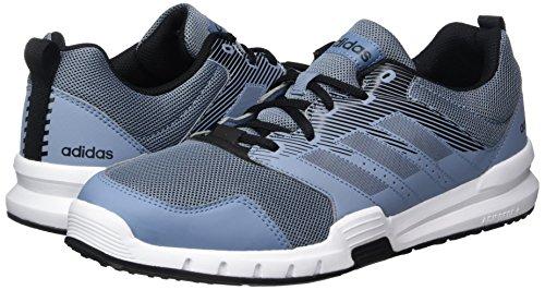Carbon 000 Zapatillas de adidas 3 Hombre Gris Deporte para Essential Negbas Star Grinat 7wBqpZvT