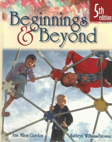 Read Online Beginnings and Beyond by Ann Gordon (1999-08-30) pdf epub