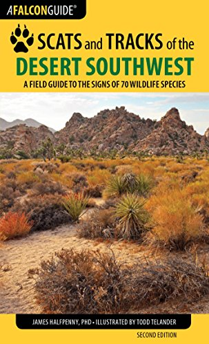 Amazon scats and tracks of the desert southwest a field guide scats and tracks of the desert southwest a field guide to the signs of 70 fandeluxe Gallery