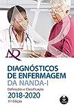 capa de Diagnósticos de Enfermagem da NANDA-I: Definições e Classificação - 2018/2020