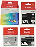 Canon PGI525-CLI526 Ink Cartridge (Pack of 6)
