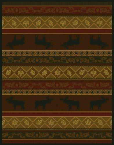 (Marshfield Genesis Moose Lodge 1'11 X 7'4 Runner 133-10743 by United Weavers)