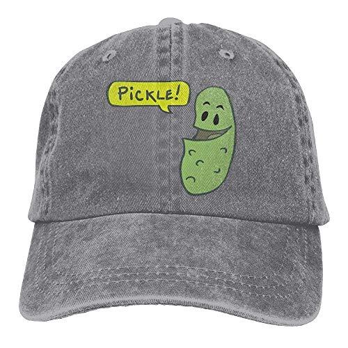 Pikle Denim Cowgirl for Cap Hat Cowboy DEFFWB Pickle Skull Men Sport Women Hats pftqETFx