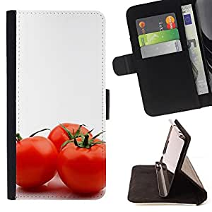 For LG G3 Three tomato Style PU Leather Case Wallet Flip Stand Flap Closure Cover
