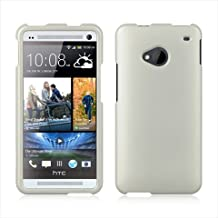 Dream Wireless CAHTCM7WT Slim and Stylish Design Case for HTC One M7, Retail Packaging, White