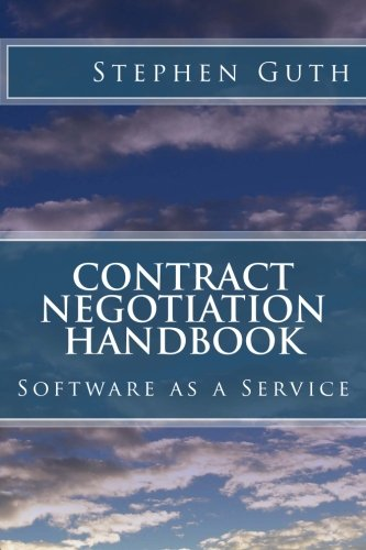 Contract Negotiation Handbook: Software as a Service