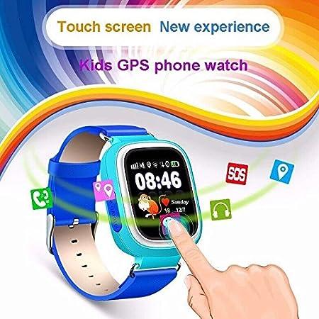 Amazon.com: Children Security Essentials Anti Lost GPS ...