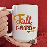 zojirushi leaf - Fall mug,11oz, 15oz, tea cup, fall decor,fall is my second favorite f word,autumn coffee mug,fall coffee mug,pumpkin mug,halloween decor,fall leaves,autumn gift