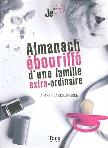 ALMANACH EBOURIFFE FAMILLE EXT