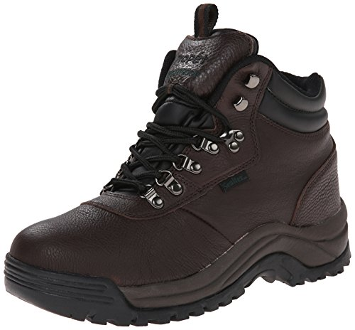 Broncos Brown Leather - Propet Men's Cliff Walker Boot,Bronco Brown,9 5E US