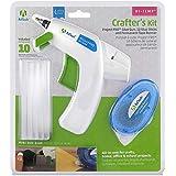 AdTech W Crafter's Gift Pack with Detailer Glue Gun, Clear Glue Sticks and Glue Runner