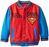 DC Comics CAN Baby Little Boys' Superman Fleece