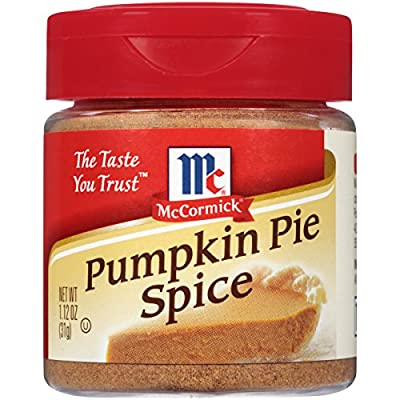 McCormick Pumpkin Pie Spice, 1.12 oz from McCormick & Co