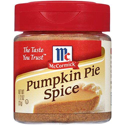 McCormick Pumpkin Pie Spice, Pumpkin Flavored Fall Spice, 1.12 oz