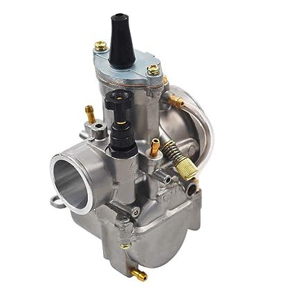 Amazon.com: Carburador WFLNHB para Honda CR Kawasaki KX ...