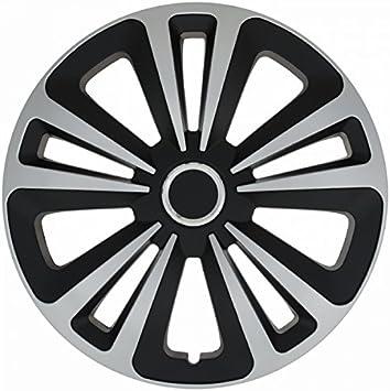 15 inches Wheel trim set Fox set of 4 38.10 cm matt black