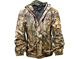MidwayUSA Men's Cold Bay Rain Jacket Realtree Xtra Camo 2XL