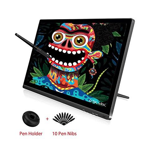 Huion KAMVAS GT-191 V2 HD Drawing Monitor Inch 19.5 Pen Display...