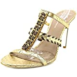 Donald J Pliner Imala Women US 9.5 Gold Sandals