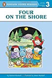 Four on the Shore (Penguin Young Readers, Level 3)