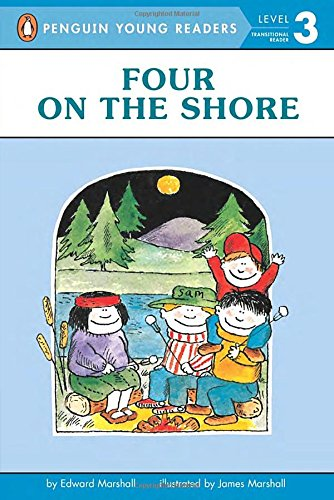 Four On The Shore  Penguin Young Readers  Level 3