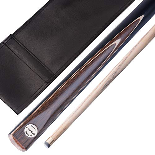 Mark Richard 1/2 Pieces 57 Inches Professional Handmade Snooker Cue Kit (SA12)