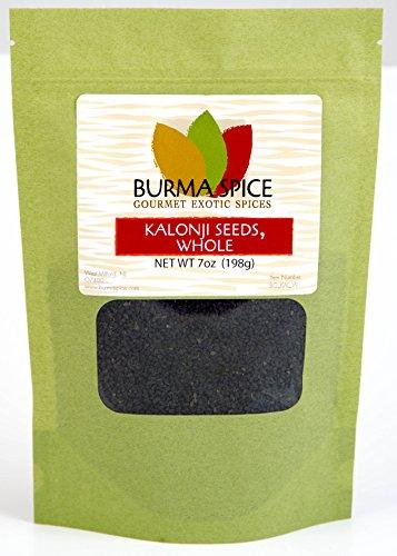 Kalonji Seeds : Black Cumin : Natural Herb : Anti-Oxidant & Anti-Inflammatory Kosher (7oz.) For Sale