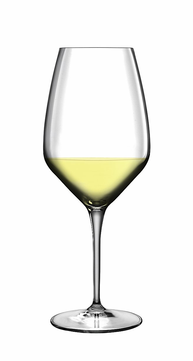 Luigi Bormioli Atelier Sauvignon Wine Glass, 11-3/4-Ounce, Set of 6