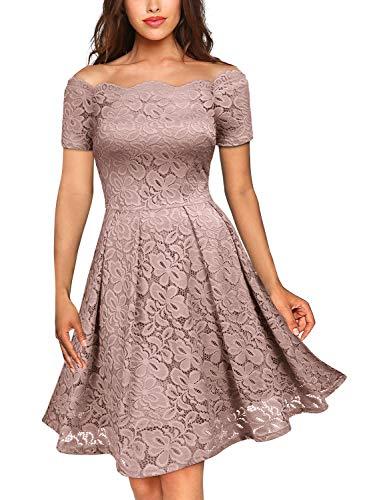 Elegant Lace Dresses - 8