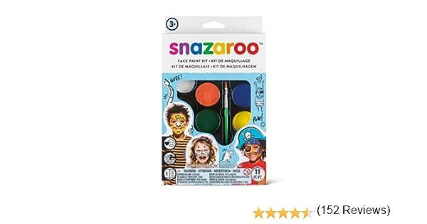 Snazaroo Face Painting Kits Boys by Snazaroo: Amazon.es: Electrónica