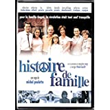 Histoire de Famille (Only French Version With English Subtitles) 2006 (Cover French) Régie au Québec
