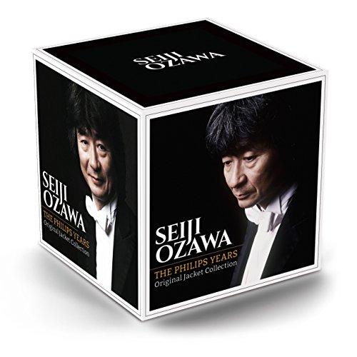 Seiji Ozawa - The Philips Years [50 CD] by Decca (Image #2)