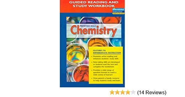 Amazon prentice hall chemistry guided reading and study amazon prentice hall chemistry guided reading and study workbook 9780131903623 prentice hall books fandeluxe Gallery