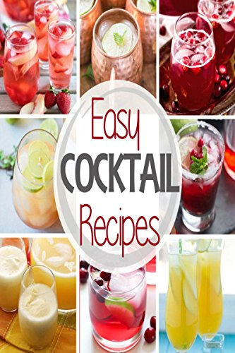 Cocktail Recipes: COOKBOOK the World's Best Cocktail Drink Recipes from the Caribbean and How to Mix Them At Home by Jeffery Nicson
