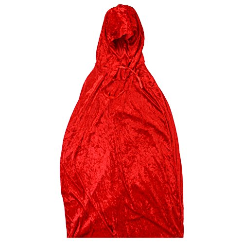 Largemouth Women's Red Riding Hood Cape (Red) for $<!--$9.95-->