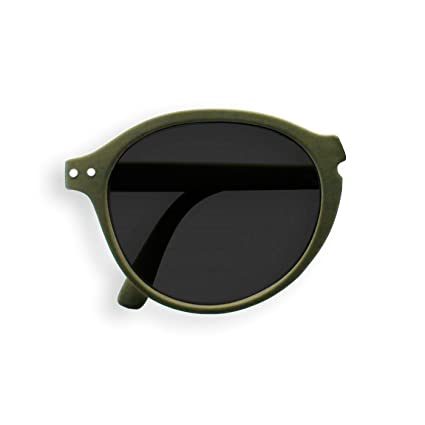 Izizizi Paris Sun LetmeSee #F KAKI - Gafas de sol plegables ...