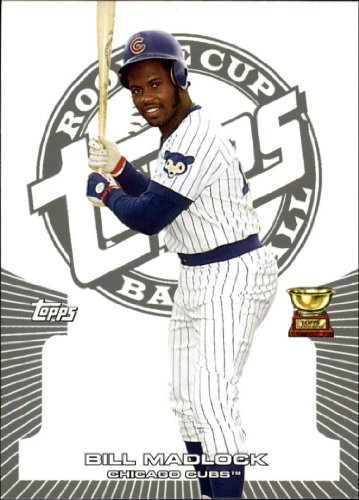 2005 Topps Rookie Cup Baseball Rookie Card #32 Bill Madlock Near Mint/Mint